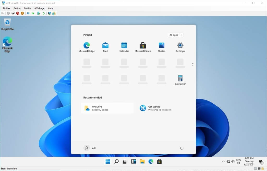 Windows 11 (preview)